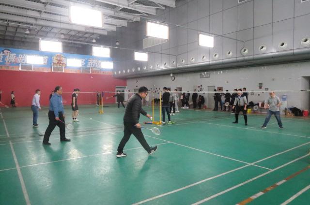 """智园科技举办第二届羽毛球比赛 ——""""激情绽放,""""羽""""您共享"""""""