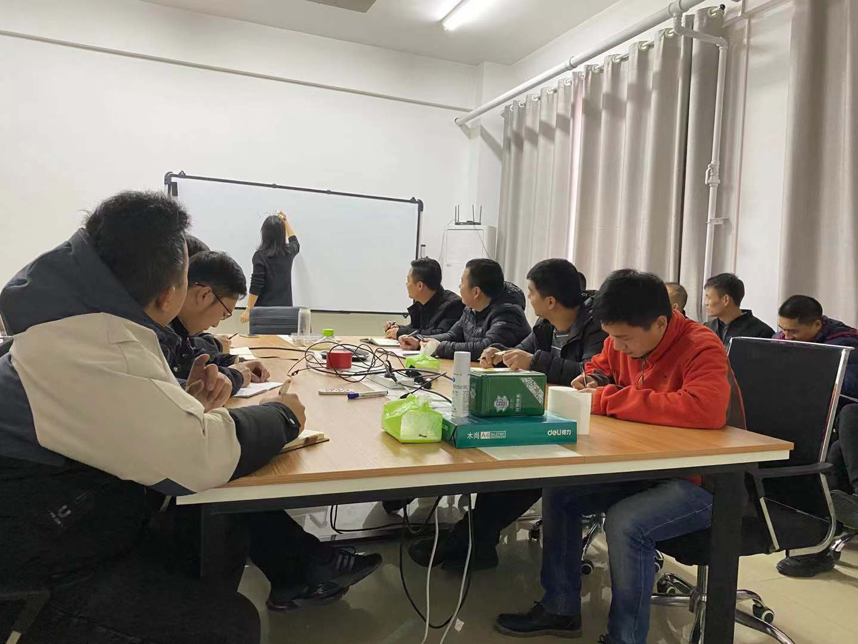 北京思路智园科技有限公司组织开展办公软件培训