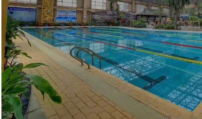 北京思路智园科技有限公司举办首届职工游泳比赛