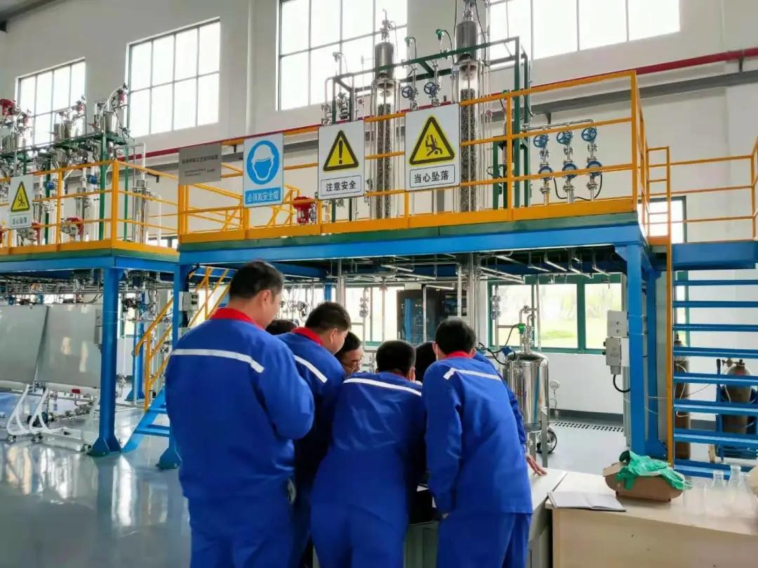 量身定制!杭州湾(上虞)绿色化工人才公共实训基地迎来首批省外学员